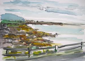 Newfoundland coast, 2004